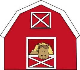 in a barn clip in a barn image