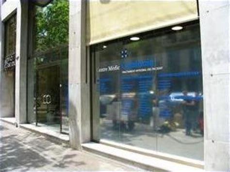 cuadro medico asefa barcelona centre m 232 dic assistencial catal 242 nia barcelona