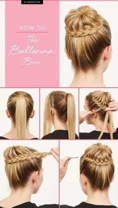 easy hairstyles glamrs cool quick and easy hairstyles