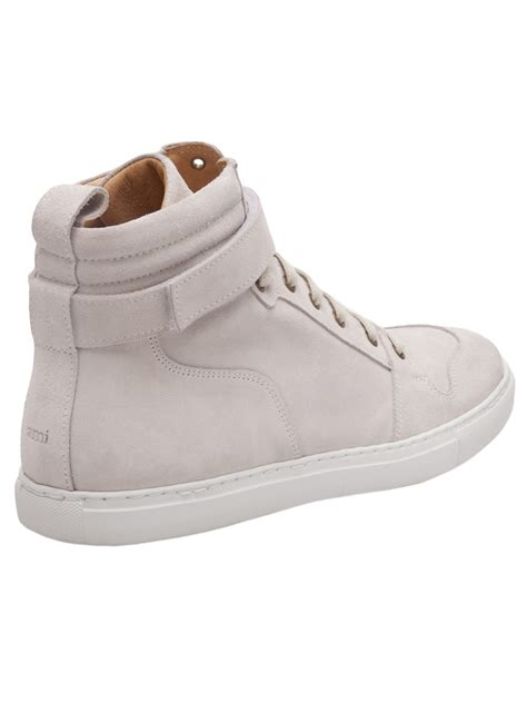 ami sneakers ami high sneakers in for lyst