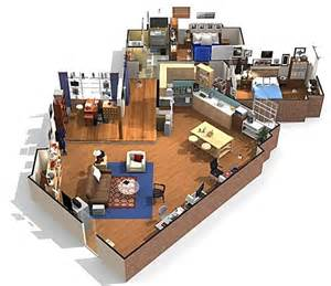 the big theory apartment 17 best images about tv shows apartments in 3d on