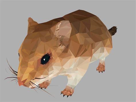Low Poly Animal Model