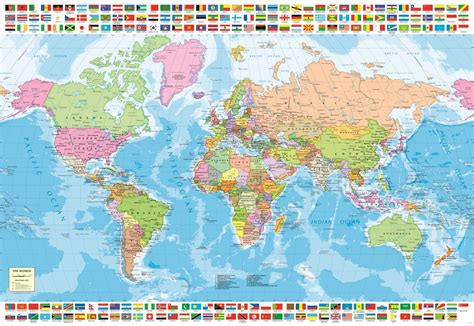 printable jigsaw map of the world political world map 1500 pc educa jigsaw puzzle puzzle