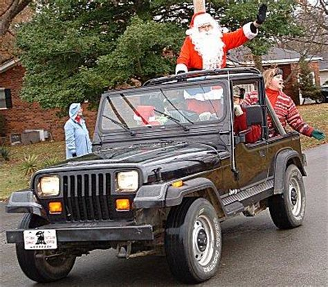 Jeep Santa Yj Owner Roll Call Jeep Wrangler Forum
