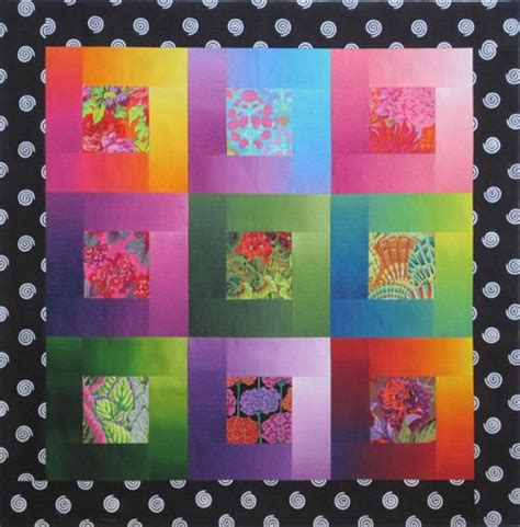 take advantage of painting valuation with these tips this quilt takes advantage of the color and value