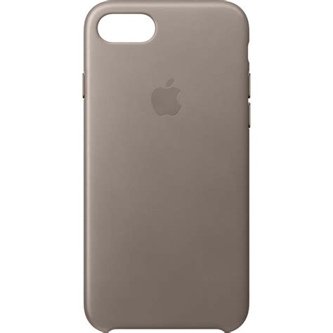iphone b h apple iphone 7 leather taupe mpt62zm a b h photo