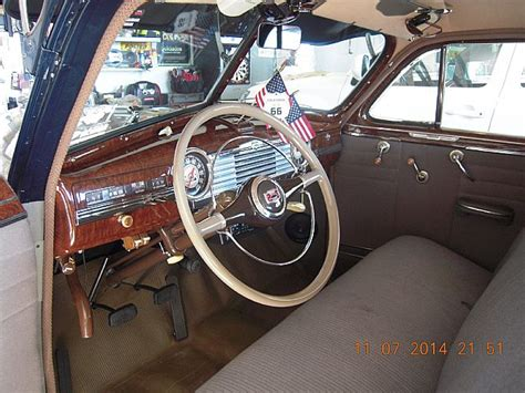 1948 Chevy Interior by 1948 Chevrolet Fleetline For Sale California