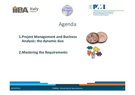 La Mba Requirements by 04 Pm Ba Dynamic Duo Mastering The Requirements Maritato