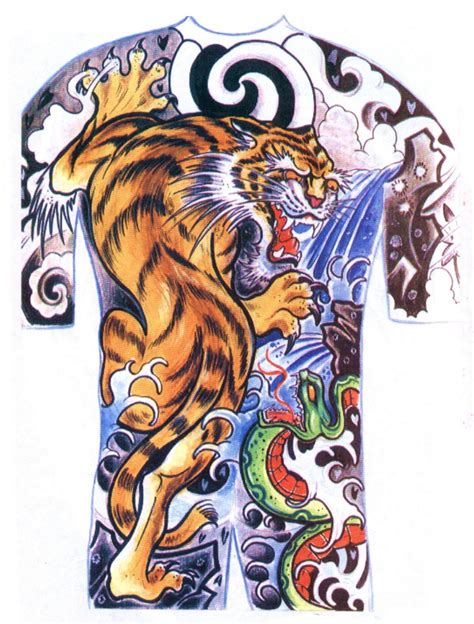 tattoo design colored animal tattoos and designs page 109