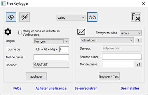 netbull keylogger full version screenshot downloads of freeware keylogger gratuit pour
