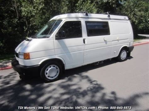 best car repair manuals 1995 volkswagen eurovan on board diagnostic system purchase used 1995 volkswagen eurovan cer full kitchen poptop rare 5spd manual 5 speed manu