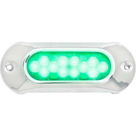 attwood led navigation lights attwood light armor underwater led light 12 leds green