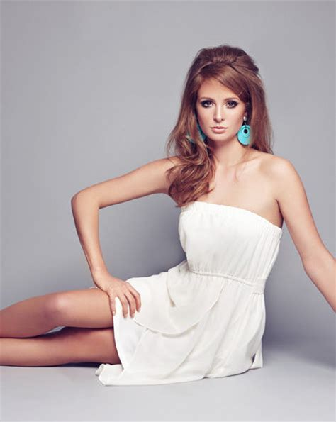 millie mackintosh hot millie mackintosh does 60s chic in modelling hot shots