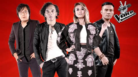 the vocal couch all coach for the voice indonesia youtube