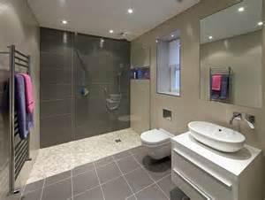 Grey Tile Bathroom Ideas by Armoire De Cuisine Vanit 233 Salle De Bain Ebsu