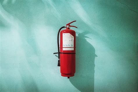 fire extinguisher pass principle cove security