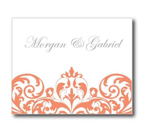 microsoft office word thank you card templates wedding thank you card template instant