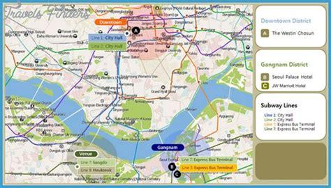 seoul map tourist attractions карта сеула steam server ru