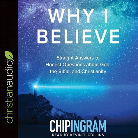 Why Do Believe In Detoxing by Why I Believe Chip Ingram Audiobook