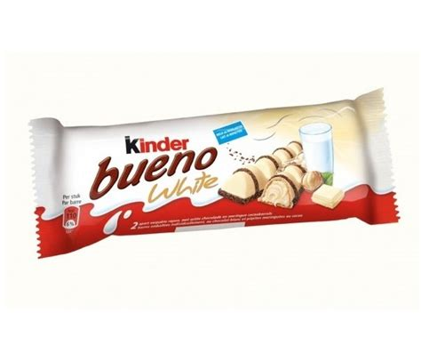 Kinder Bueno T 2 T 2 8000500066027 premier brands kinder bueno white t2x30x4