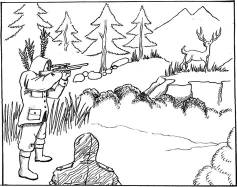 coloring pages deer head reindeer coloring pages deer in forest coloring page of