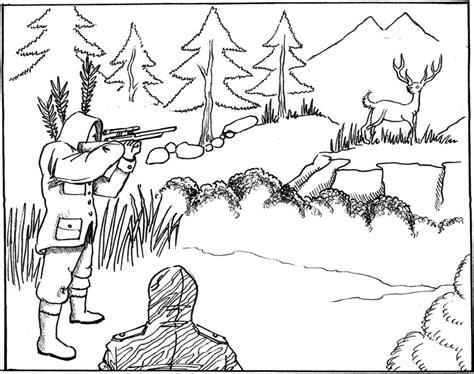 coloring page of deer head reindeer coloring pages deer in forest coloring page of