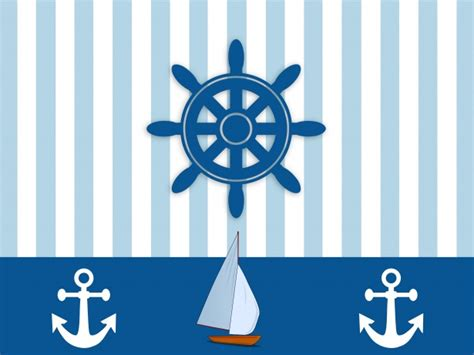 nautical background nautical ships wheel wallpaper free stock photo