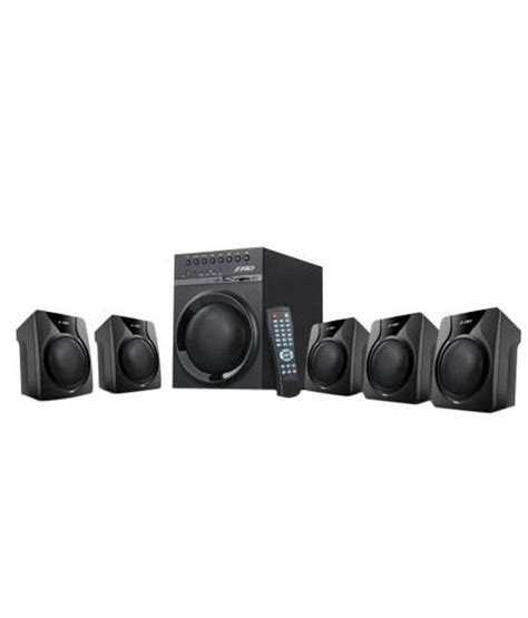 buy f d f2200u 5 1 usb speaker system at best price