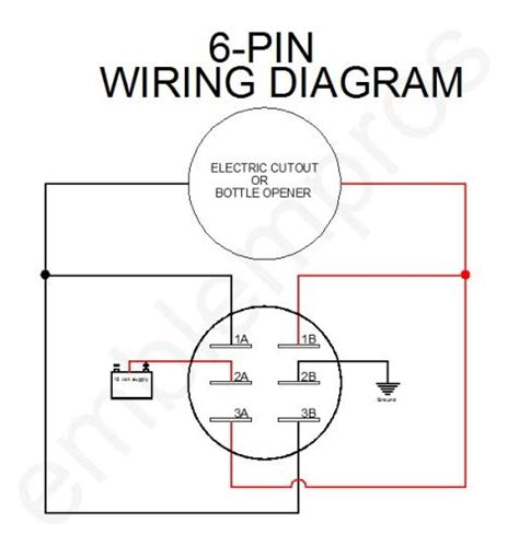 6 pin momentary rocker switch wiring diagram 6 free