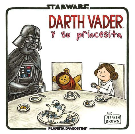 libro star wars darth vader y el oscar de los c 243 mics es para 161 darth vader y su princesita blogs el comercio per 250