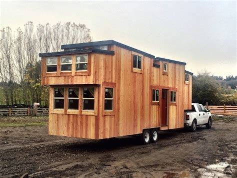 tiny house for 5 three bedroom tiny house for tiny family living youtube