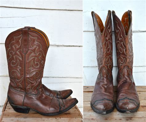 Cowboy Boots Handmade - sale liberty cowboy boots handmade in new york vintage strong
