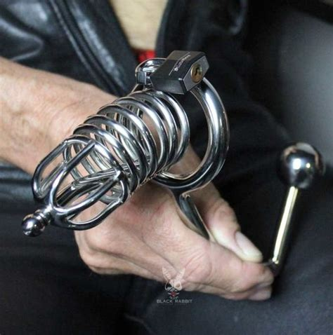 men wearing chastity cage stecker stahl and edelstahl on pinterest