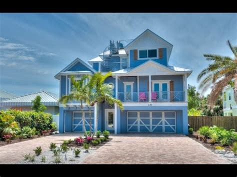 Anna Maria Island Vacation Rentals Summer House Youtube