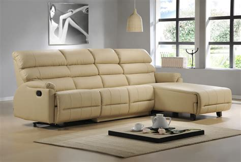 L Shaped Recliner by L Shaped Sofa With Recliner Luxury L Shaped With
