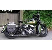 Vintage Harley Davidson Wl45  YouTube