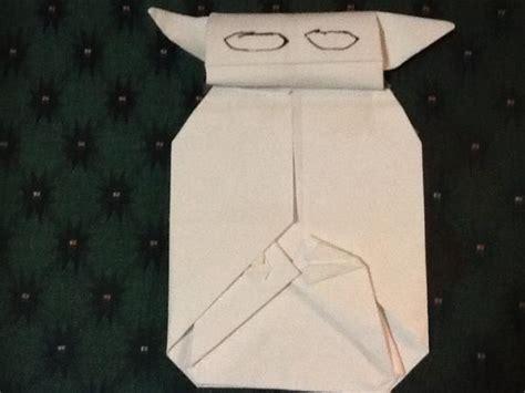 Jahnke Origami Yoda - my jahnke yoda i guess origami yoda