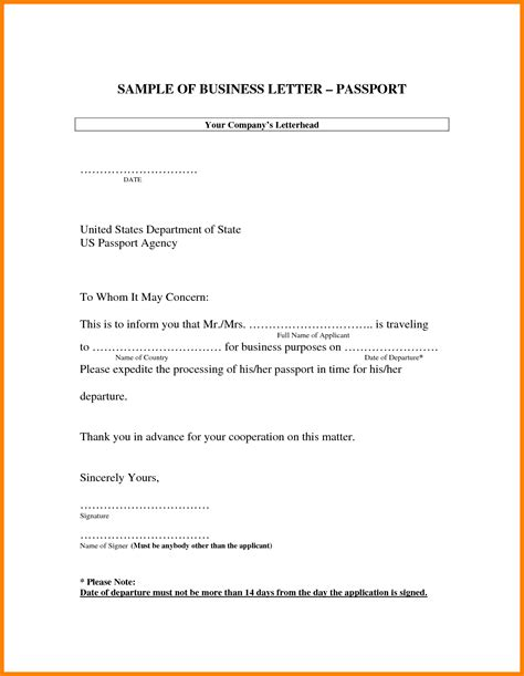 Official Letter Format To Whom It May Concern 7 Business Letter Format To Whom It May Concern