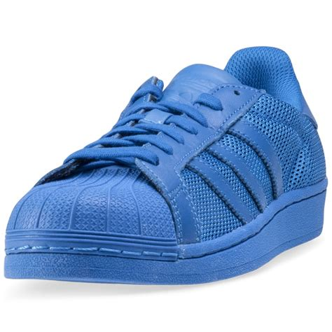 Adidas Superstar Unisex adidas superstar unisex trainers in blue