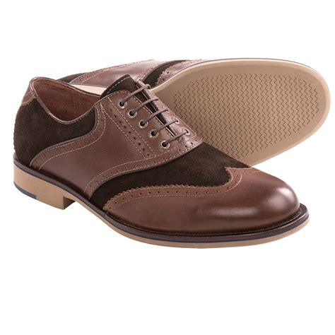 johnston and murphy brown shoes johnston murphy ellington oxford shoes leather suede