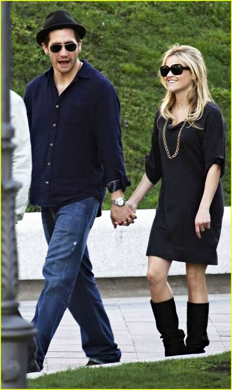 So Are Reese Witherspoon And Jake Gyllenhaal Going Out by Jake Gyllenhaal Reese Witherspoon Www Imgkid