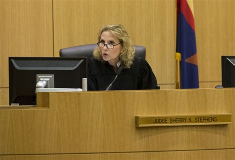 sherry stephens judge bio justice affected by jury justice affected by jury speech cameras in courtroom az
