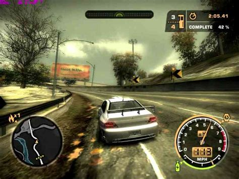 Pc Need For Speed Most Wanted need for speed most wanted 2005 free for pc
