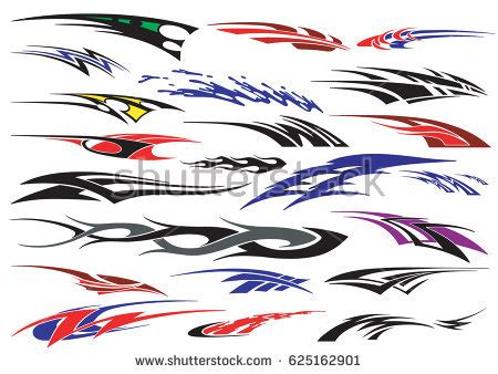 race car graphics design software vehicle graphics stock images royalty free images