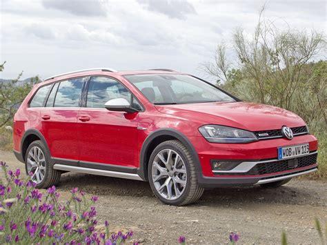 Golf Auto Modelle by Fahrbericht Neue Golf Variant Modelle Gtd R Und Alltrack