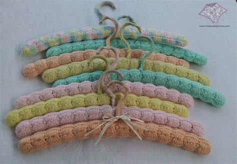 pattern for crocheted clothes hangers crocheting on a hanger creatys for