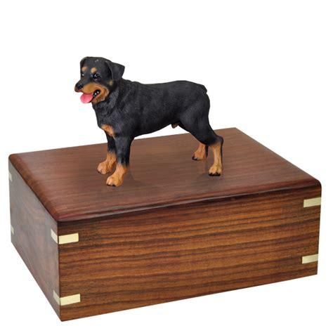 rottweiler urn wholesale pet cremation wood urns rottweiler