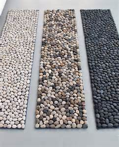 pebble door mat for home outside
