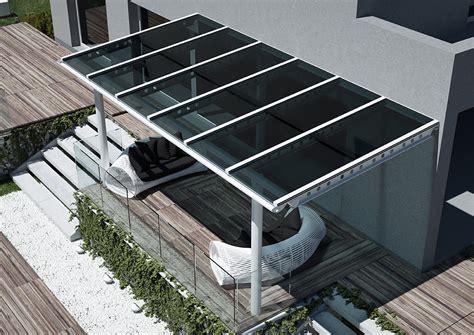 tettoie vetro tettoie in legno e ferro verande a vetri a scomparsa in