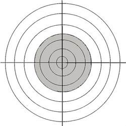 Pics Photos  Pages To Printable Targets Shooting Nigger sketch template